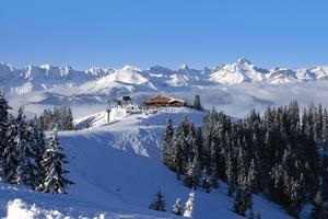 Megève, en Haute Savoie